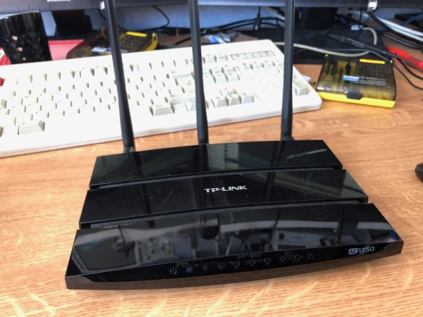 AC1750 wifi router