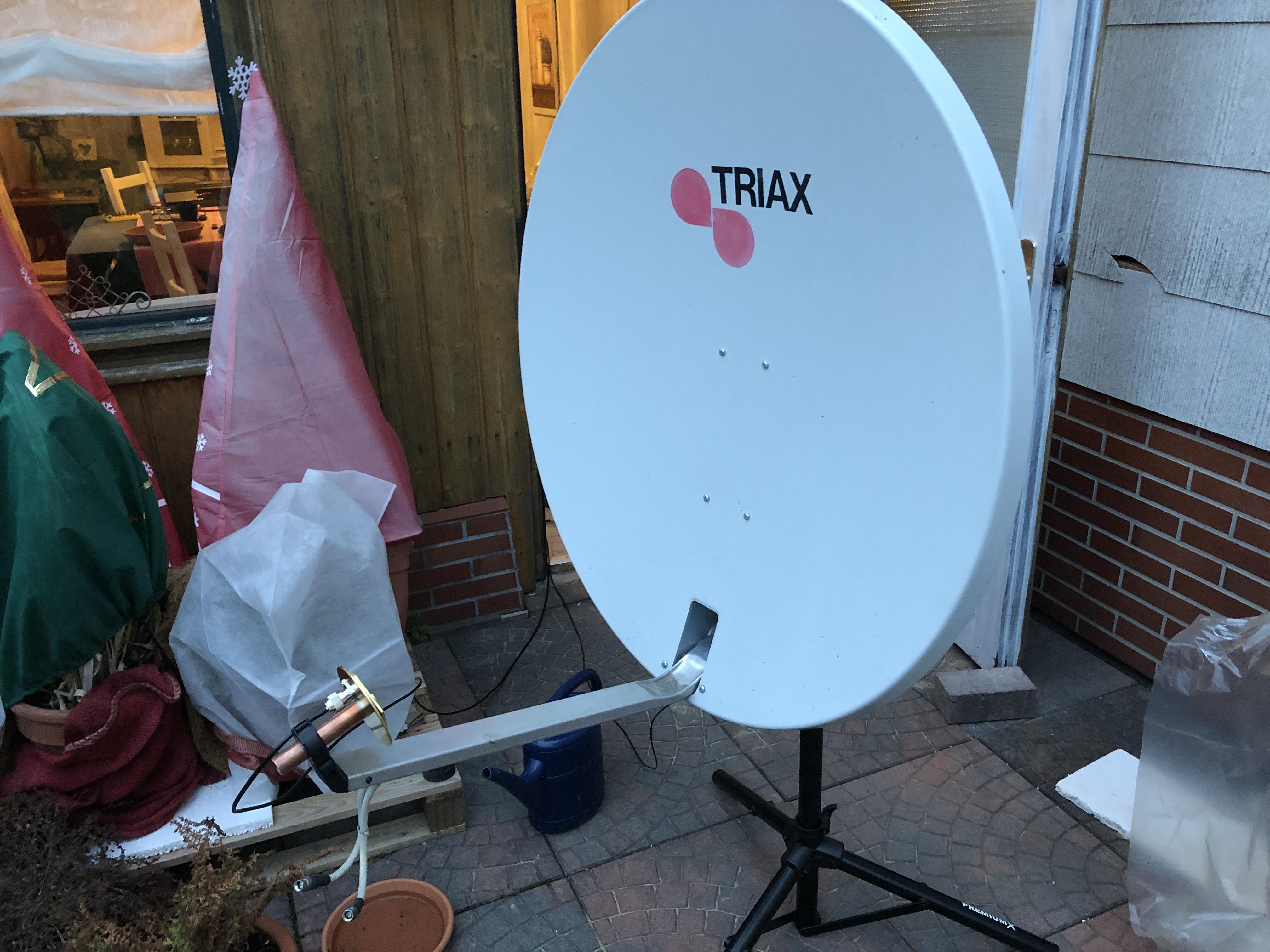 tbspace - Es'hail-2 transceiver setup